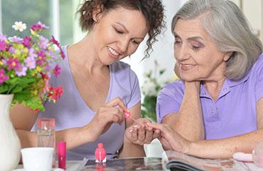 Manicure e Cabeleireira